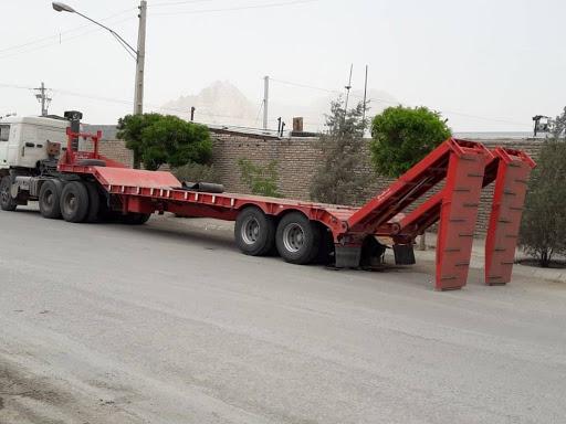 انواع بار سنگین برای ارسال بار تریلی کمرشکن به نجف آباد
